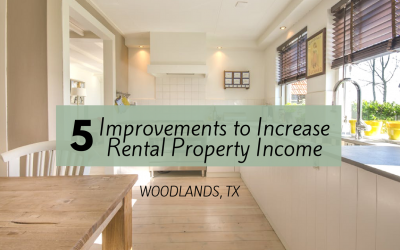 Advantage Asset Management Presents: 5 Improvements to Increase Rental Property Income in Houston, TX