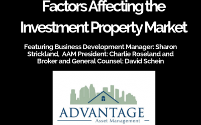 Factors Affecting the Investment Property Market