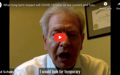 4/22 Market Discussion- What long term impact will COVID-19 have on our current and future economy?