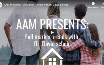 AAM Presents: Fall Market Trends with Dr. David Schein